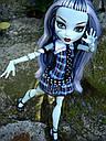 Кукла Monster High Фрэнки Штейн (Frankie Stein) с питомцем щенком базовая Монстр Хай, фото 9