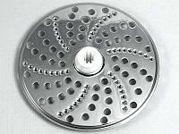 Оригинал. Диск терка крупная (для дерунов) для кухонного комбайна Kenwood код KW714216
