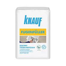 Шпатлевка KNAUF Fugenfuller д/швов,  5 кг.