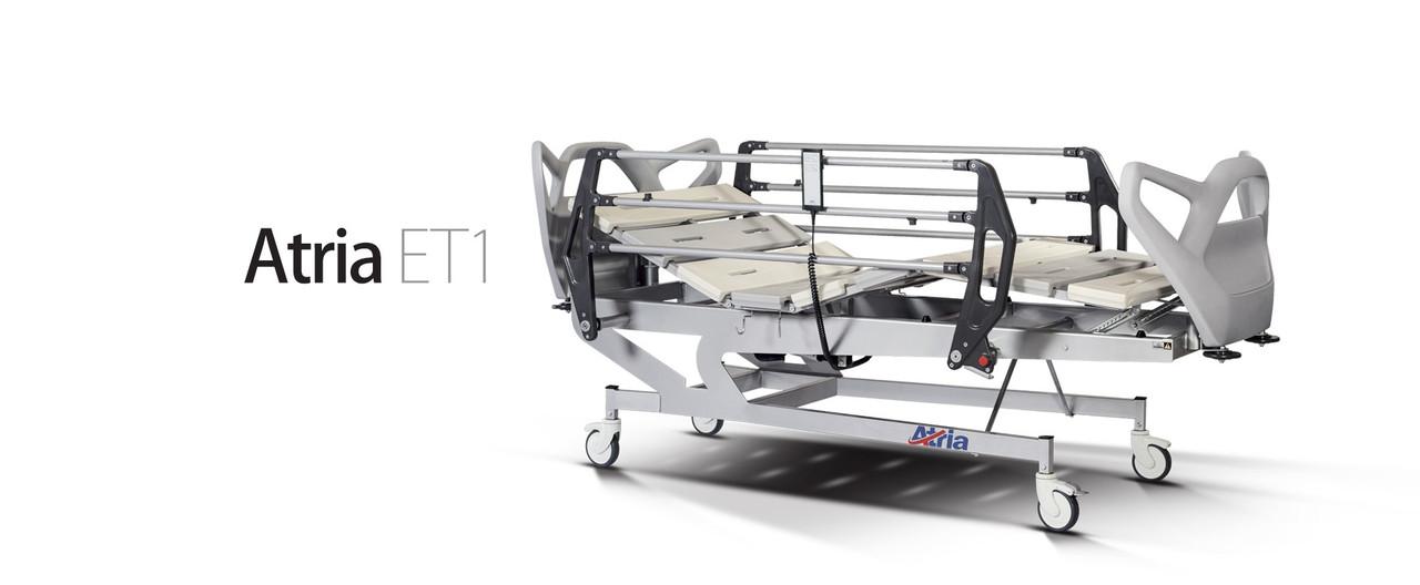 Кровать медицинская 4-х секционная электрическая