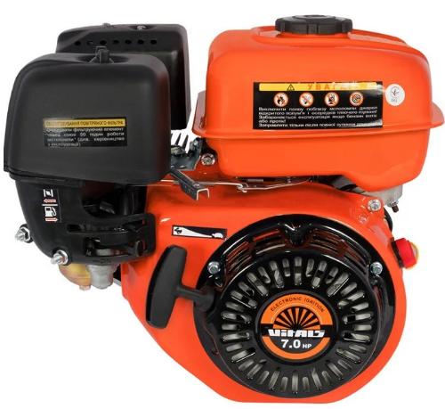 Двигатели для мотоблоков и культиваторов Vitals