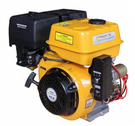 Двигатели для мотоблоков и культиваторов Forte