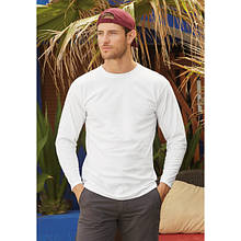 Чоловіча футболка з довгим рукавом Super premium - 61-042-0