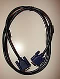 VGA/VGA 1.5 метра черный(3+5), фото 2