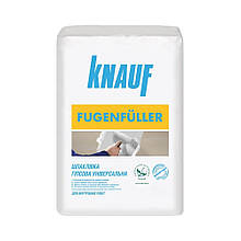 Шпатлевка KNAUF Fugenfuller д/швов,  10 кг.