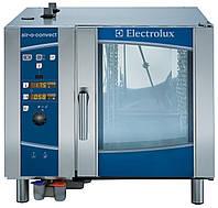 Газовая инжекторная конвекционная печь AIR-O-CONVECT, 6 GN 1/1. 11 уровней влажности