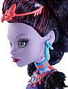 Кукла Monster High Джейн Булитл (Jane Boolittle) с ленивцем базовая Монстр Хай, фото 3