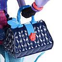Кукла Monster High Джейн Булитл (Jane Boolittle) с ленивцем базовая Монстр Хай, фото 4