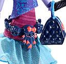 Кукла Monster High Джейн Булитл (Jane Boolittle) с ленивцем базовая Монстр Хай, фото 5
