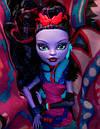 Кукла Monster High Джейн Булитл (Jane Boolittle) с ленивцем базовая Монстр Хай, фото 6