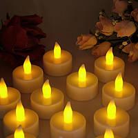 """Светодиодные свечи """"чайные"""""""