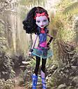 Кукла Monster High Джейн Булитл (Jane Boolittle) с ленивцем базовая Монстр Хай, фото 9