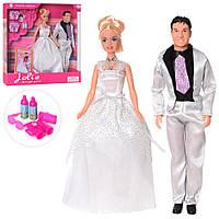 Набор куколсемья K369-15 Жених и невеста