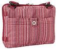 """Наплечная женская сумка с отделом для ноутбука 13"""" OGIO Tribeca Case 114008.616 Raspberry, фото 2"""