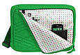 """Наплечная женская сумка с отделом для ноутбука 13"""" OGIO Tribeca Case 114008.616 Raspberry, фото 5"""