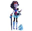 Лялька Monster High Джейн Булитл (Jane Boolittle) з ленивцем базова Монстер Хай Школа монстрів, фото 5