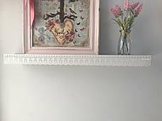 СКУРАР Полка для картин, белый, 70 см 60310617 ИКЕА, IKEA, SKURAR, фото 3