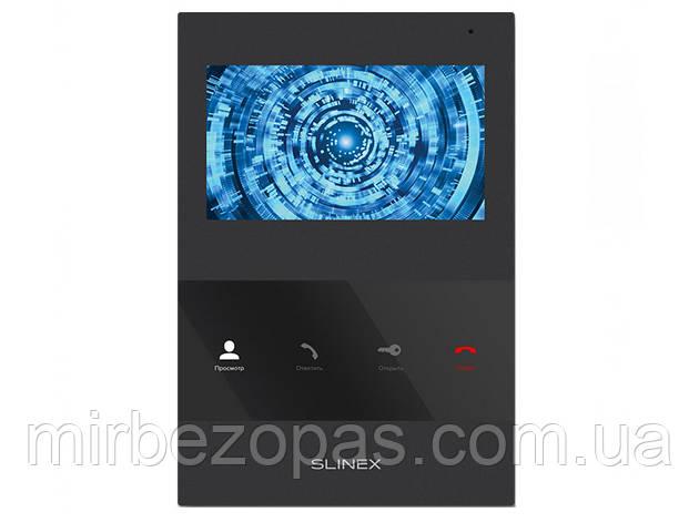 Видеодомофон Slinex SQ-04 black, фото 2