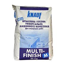 Шпатлевка KNAUF Мультифиниш М, машинная, 25 кг.