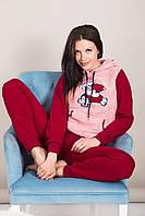 Домашний женский костюм с мишкой Турция, фото 6