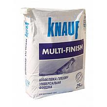 Шпатлевка KNAUF Мультифиниш, 25 кг.