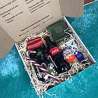 Подарочный Бокс City-A Box #46 для Мужчин и Женщин Набор Новый Год из 6 ед.