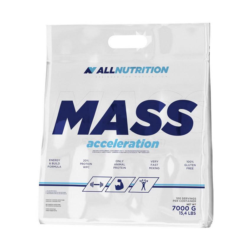 Гейнер Mass Acceleration (7 kg) All Nutrition