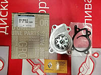 Водяний насос Renault Sandero 2 1.2 TCe/ 0.9 TCe (Original 210108030R)