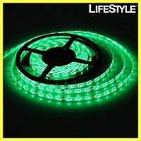 Светодиодная лента LED 3528 синяя, белая, зеленая, золотая, красная