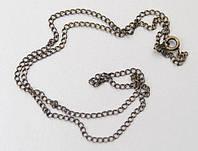 Цепь с застежкой, бронзовый(3 шт) 77_126