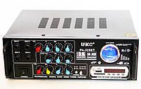 Усилитель звука UKC AV-325BT Караоке Bluetooth, фото 2