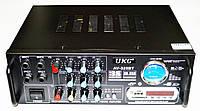 Усилитель звука UKC AV-325BT Караоке Bluetooth, фото 4