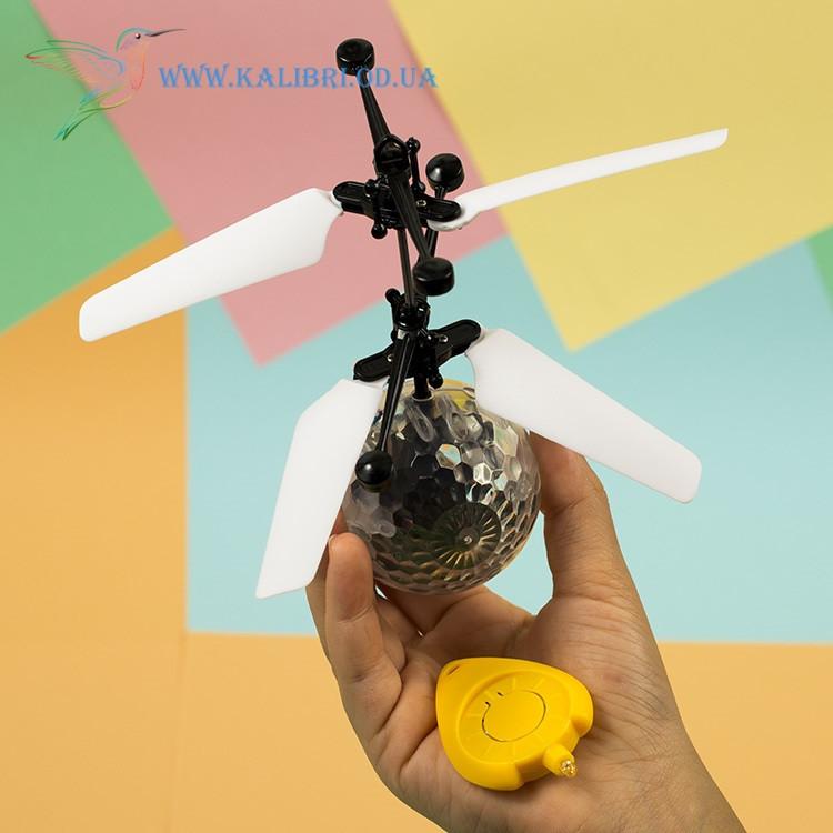 """Летающий, светящийся шар, мяч """"Flying Ball"""" JM-888"""