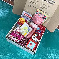 Подарочный Бокс City-A Box #52 для Мужчин и Женщин Набор Новый Год из 7 ед.