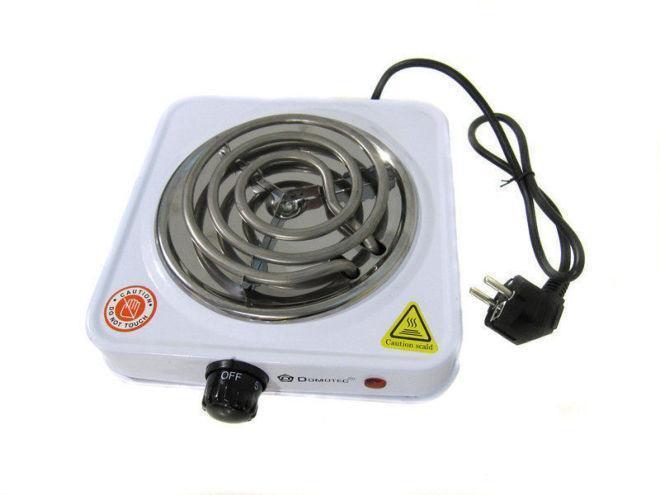 Электроплита спиральная Domotec MS-5801
