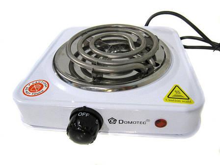 Электроплита спиральная Domotec MS-5801, фото 2