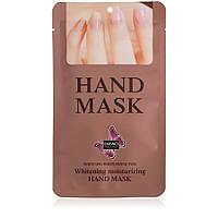 Маска-перчатки для рук (увлажняющая, отбеливающая) Bronze 35 g,