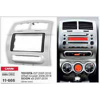 Переходная рамка Toyota IST, Urban Cruiser, Scion xD CARAV 11-666, фото 3