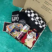 Подарочный Бокс City-A Box #55 для Мужчин и Женщин Набор Новый Год из 5 ед.