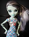 Кукла Monster High Фрэнки Штейн (Frankie Stein) из серии Убийственно стильные  Монстр Хай, фото 3