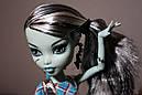 Кукла Monster High Фрэнки Штейн (Frankie Stein) из серии Убийственно стильные  Монстр Хай, фото 5