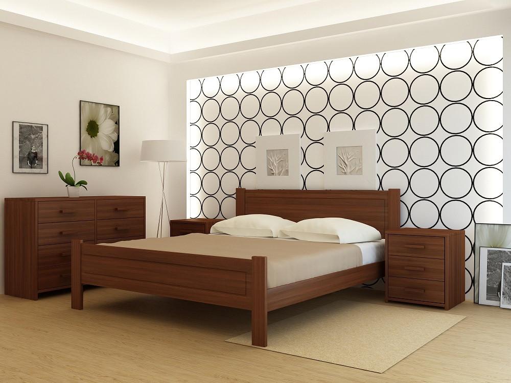 Кровать деревянная YASON Dublin (Массив Ольхи либо Ясеня)