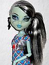 Кукла Monster High Фрэнки Штейн (Frankie Stein) из серии Убийственно стильные  Монстр Хай, фото 6