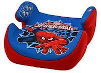 Детское автокресло бустер MARVEL SPIDERMAN 15-36 кг Спайдермен для детей