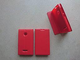 Чехол книжка для Microsoft Lumia 435 Dual Sim