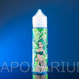Жидкость для электронных сигарет PLAY GALAXY TOXIC GREEN 60 мл
