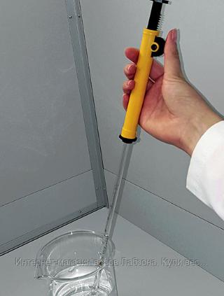 Дозатор ручной для пипеток ДП-1-10 1-10 мл