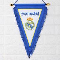 Вымпел треугольный Real Madrid CF