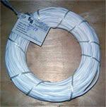 Фторопластовая  трубка  Ф-4Д , диаметр  5,0 х 1,0 мм