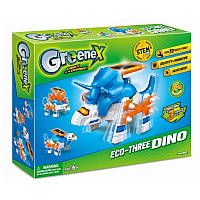 Набор научно-игровой Amazing Greenex Eco-Three Dino